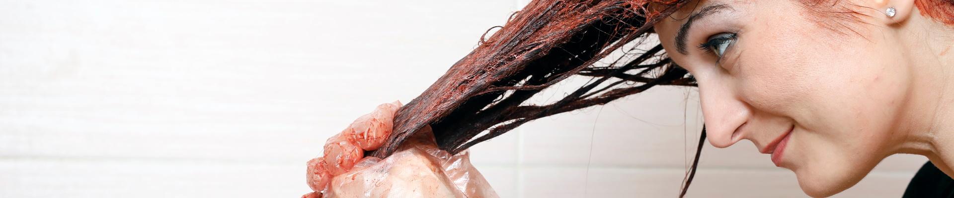 come tingere i capelli a casa