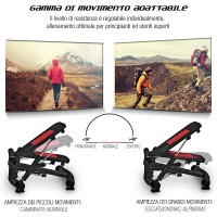 Sportstech STX300 2in1 come si usa IMG 2