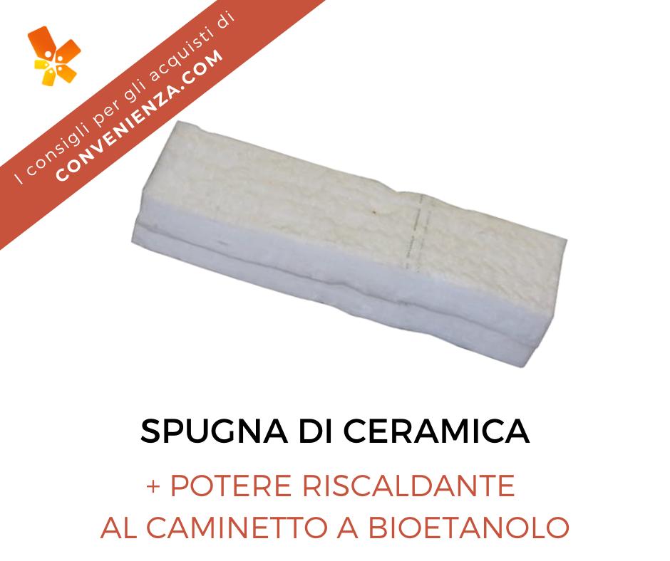 Spugna Hekers per Ceramica Camino