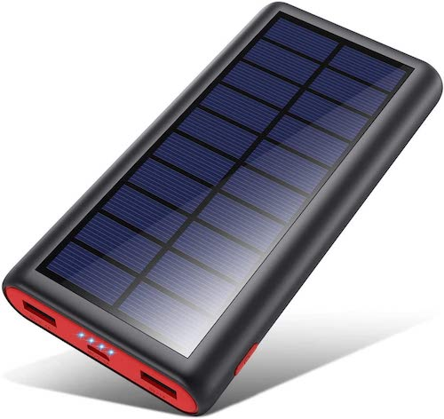 VOOE Solare Powerbank da 26800mAh