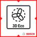 Simbolo AriaCalda 3D eco forno Bosch
