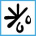 simbolo scongelamento forno Candy