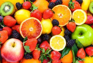 lavare frutta con ozono