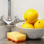 pulire spugne microonde