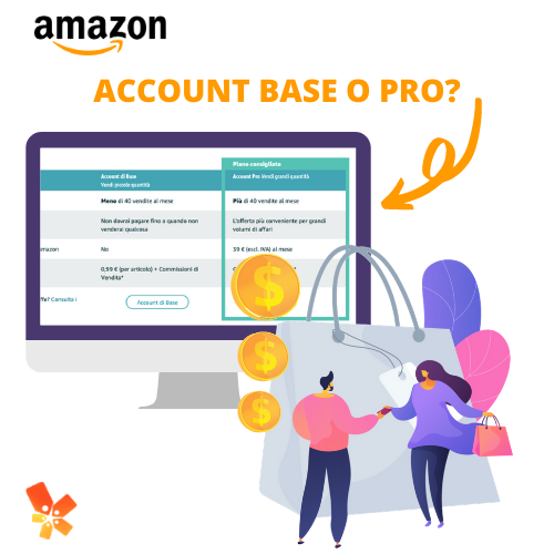Account pro su Amazon