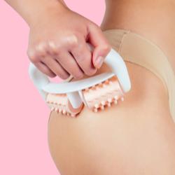 massaggiatore anticellulite a maniglia o manico