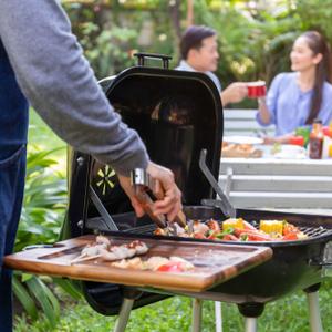 barbecue aperto