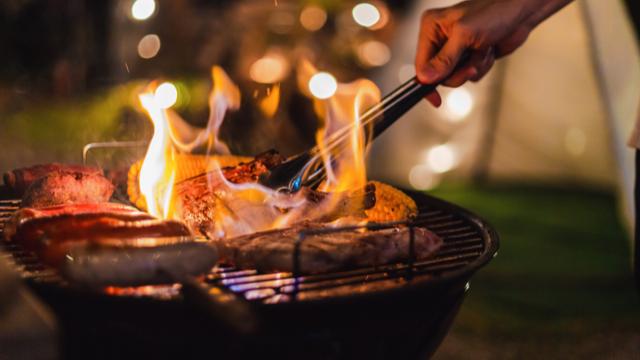 griglia barbecue